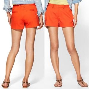 Juicy Couture Italian Pomme Honeycomb Shorts